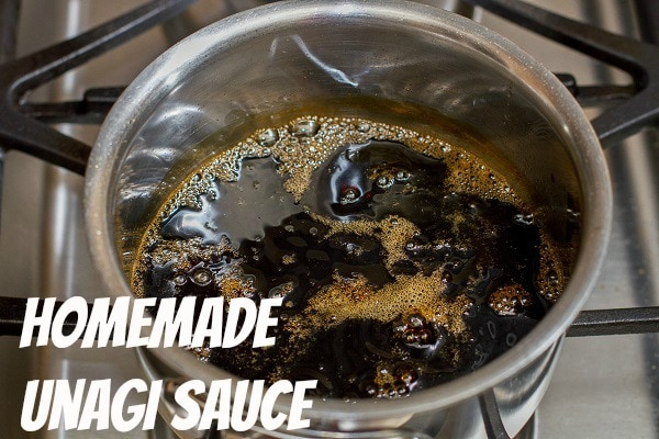 Unagi Sauce Recipe • Just One Cookbook