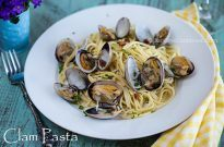Clam Pasta | Easy Japanese Recipes at JustOneCookbook.com