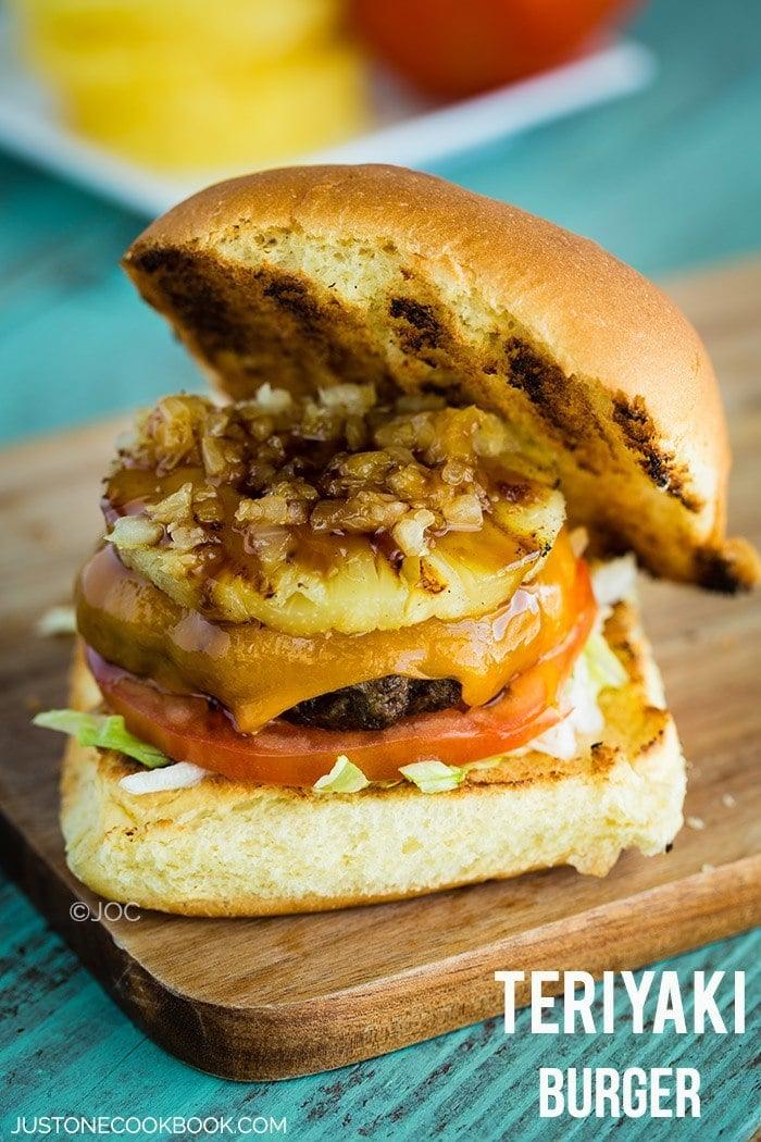 Teriyaki Turkey Burgers And Homemade BBQ Sauce Recipes — Dishmaps