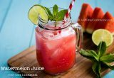 Watermelon Juice | Easy Japanese Recipes at JustOneCookbook.com