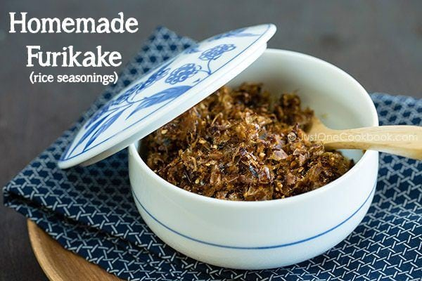 Homemade Furikake (Rice Seasonings) | Easy Japanese Recipes at JustOneCookbook.com