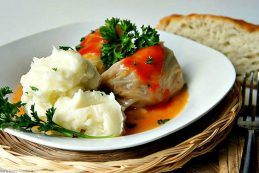 Sour Cabbage Meat Rolls (Sarma)   Sandra's Easy Cooking