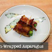 Bacon-Wrapped Asparagus   Easy Japanese Recipes at JustOneCookbook.com
