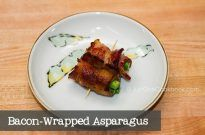 Quick Bento Dish – Bacon Wrapped Asparagus