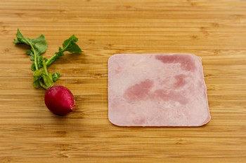Ham Flower Ingredients