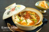 Kimchi Chigae (Kimchi Stew)