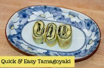 How To Make Quick and Easy Tamagoyaki