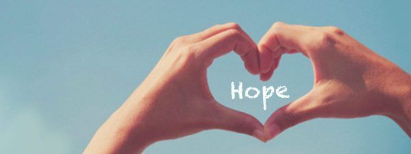 Folgers Hope Heart