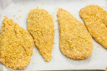 Crispy Baked Chicken 5
