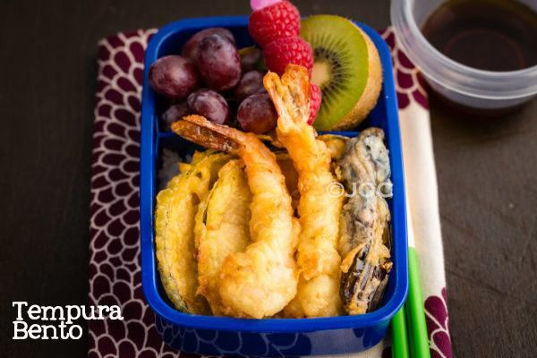 Tempura Bento | Easy Japanese Recipes at JustOneCookbook.com