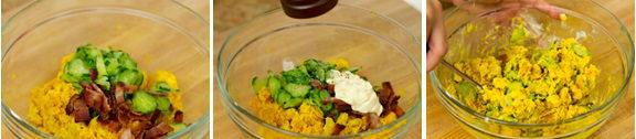 Kabocha Salad 8