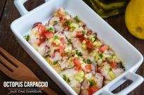 Octopus Carpaccio | Easy Japanese Recipes at JustOneCookbook.com