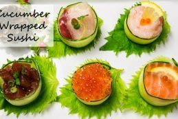 Cucumber Wrapped Sushi | Easy Japanese Recipes at JustOneCookbook.com