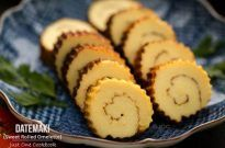 Datemaki (Sweet Rolled Omelette) 伊達巻