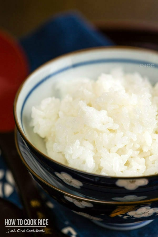 How To Cook Rice | Easy Japanese Recipes at JustOneCookbook.com