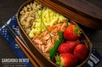 Sanshoku Bento (Three Color Bento) | Easy Japanese Recipes at JustOneCookbook.com