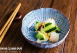 Daikon and Cucumber Salad   Easy Japanese Recipes at JustOneCookbook.com