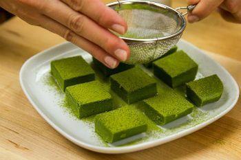 Green Tea Chocolate 12