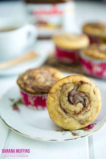 banana muffins recipe | Just One Cookbook