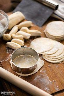 how to make gyoza wrapper recipe | Just One Cookbook