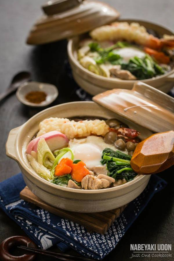 Nabeyaki Udon | Easy Japanese Recipes at JustOneCookbook.com