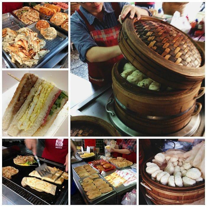 Taiwan Breakfast