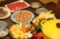 Taiwanese Hot Pot and Homemade Meatballs