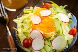Carrot Ginger Dressing | Easy Japanese Recipes at JustOneCookbook.com