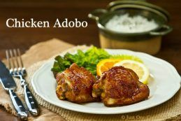 Chicken Adobo Recipe | JustOneCookbook.com