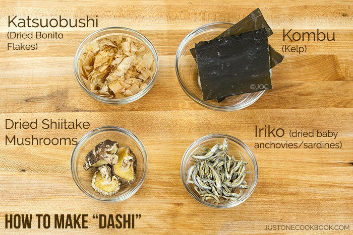 How To Make Dashi • Just One Cookbook
