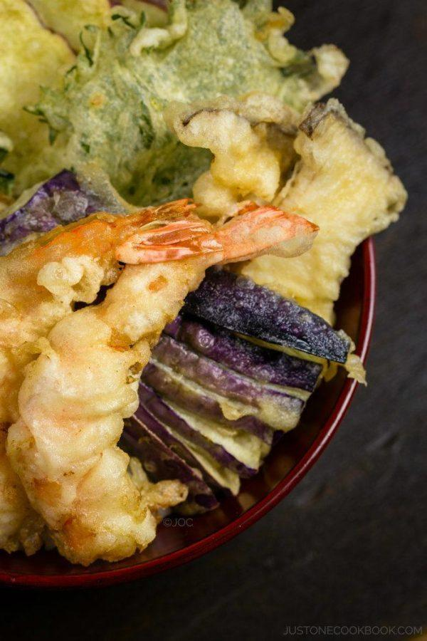 Ten Don (Tempura Donburi) | Easy Japanese Recipes at JustOneCookbook.com