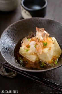 Agedashi Tofu | Just One Cookbook