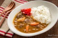 Beef Curry Recipe ビーフカレー