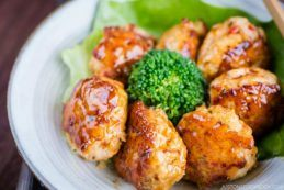 Chicken Meatballs | Easy Japanese Recipes at JustOneCookbook.com