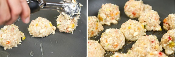 Chicken Meatballs 9