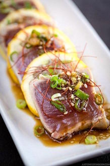 tuna tataki recipe | Just One Cookbook