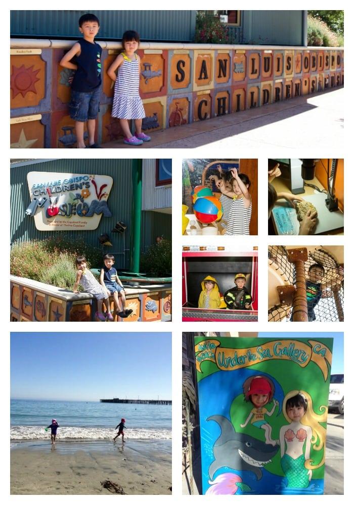 Avila Beach | SLO Children's Museum| Just One Cookbook