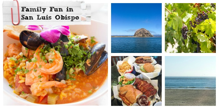 Family Fun in San Luis Obispo | Just One Cookbook