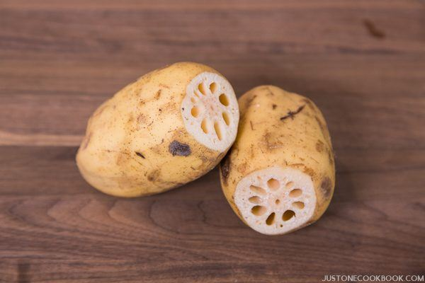 Lotus Root Raw