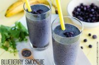 Blueberry Smoothie | Easy Japanese Recipes at JustOneCookbook.com