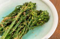 Broccolini Gomaae ブロッコリーニの胡麻和え