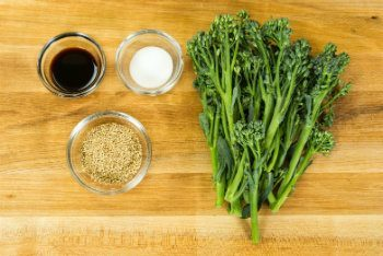Broccolini Gomaae Ingredients