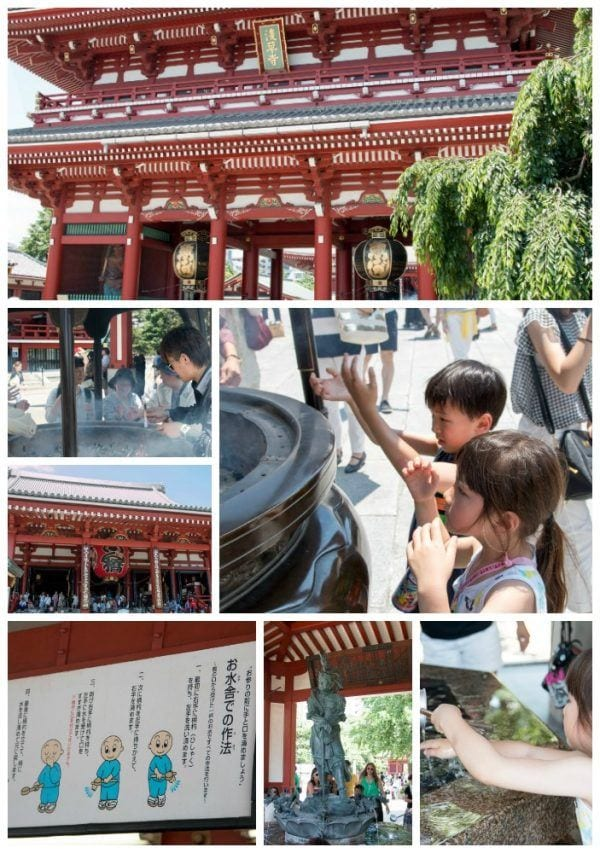 Praying at Sensoji | Japan Travel Blog | Just One Cookbook