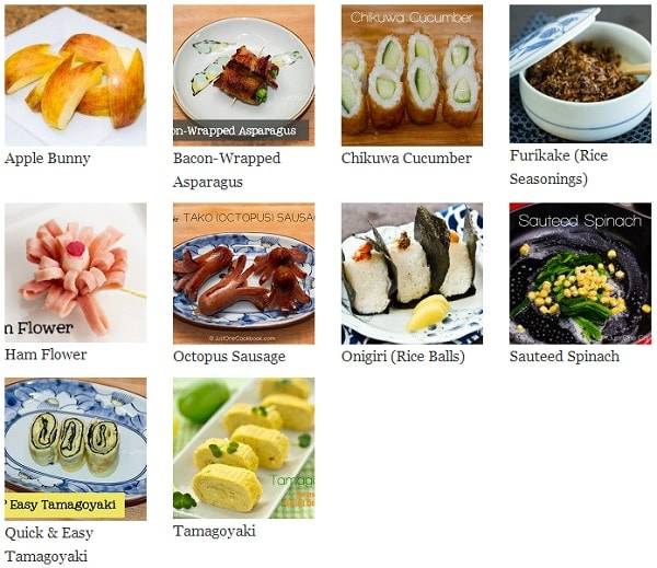 Bento Food 2