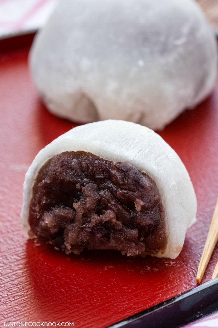 Daifuku Mochi | Easy Japanese Recipes at JustOneCookbook.com