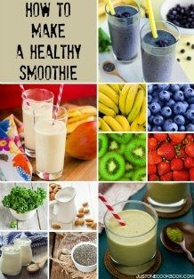 How to Make a Smoothie | Just One Cookbook
