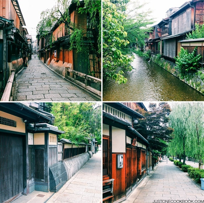 Visiting Kyoto - Gion #Japan #kyoto #guide #travel | Easy Japanese Recipes at JustOneCookbook.com
