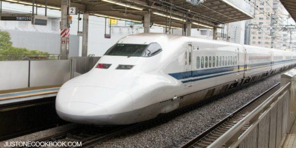 Visiting Kyoto - Shinkansen #kyoto #japan #guide #shinkansen | Easy Japanese Recipes at JustOneCookbook.com