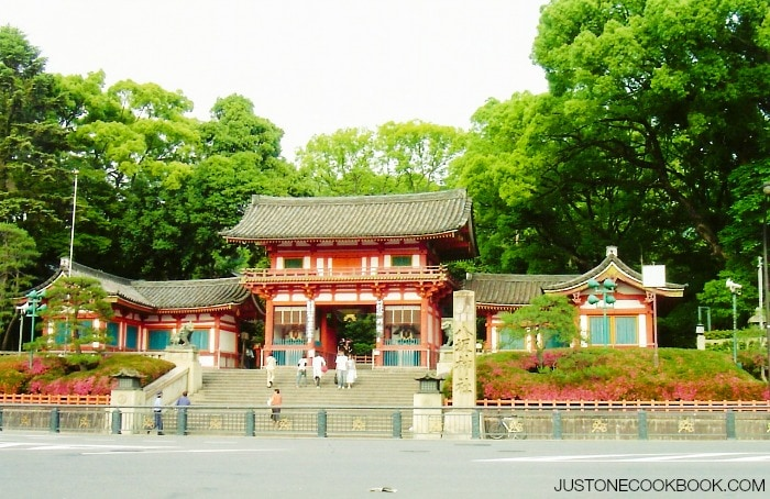 Visiting Kyoto - Yasaka Shrine | Easy Japanese Recipes at JustOneCookbook.com
