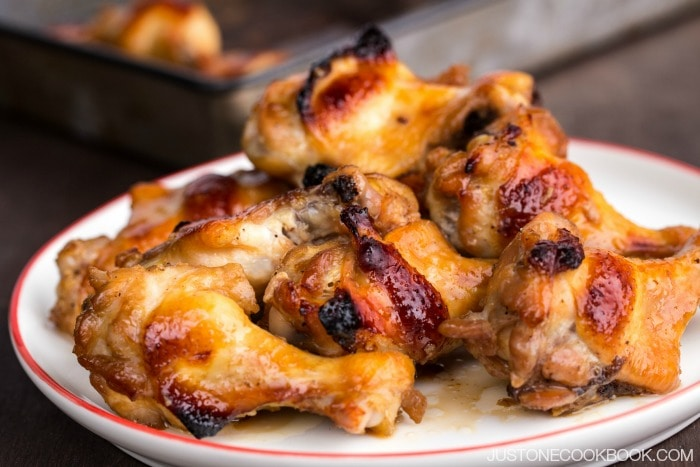 Honey Soy Sauce Chicken #recipe   Easy Japanese Recipes at JustOneCookbook.com